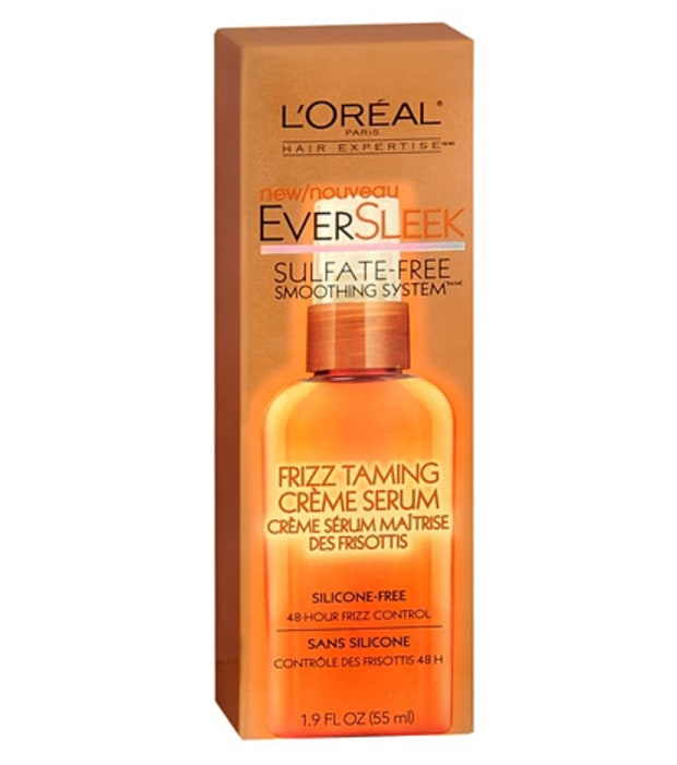 L'Oreal Paris EverSleek Frizz Taming Creme Serum