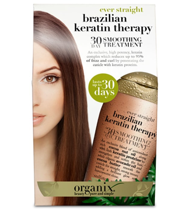 Organix Brazilian Keratin Therapy 30-Day Smoothing Treatment