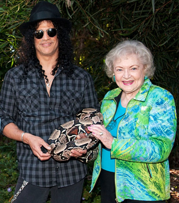 White's Snake -- Plus Slash!
