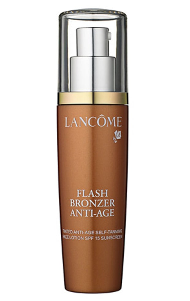 Lancome 'Flash Bronzer' Tinted Anti-Age Self-Tanning Face Lotion SPF 15