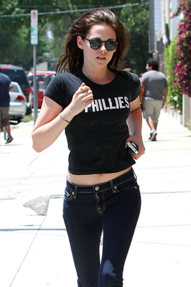Going Somewhere, Kristen?