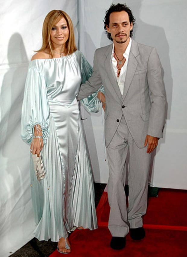 Jennifer & Marc Anthony: Demure Diva