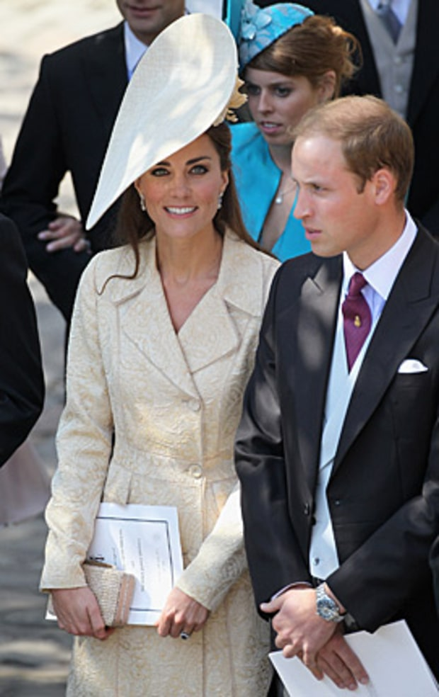Duchess Kate, Prince William