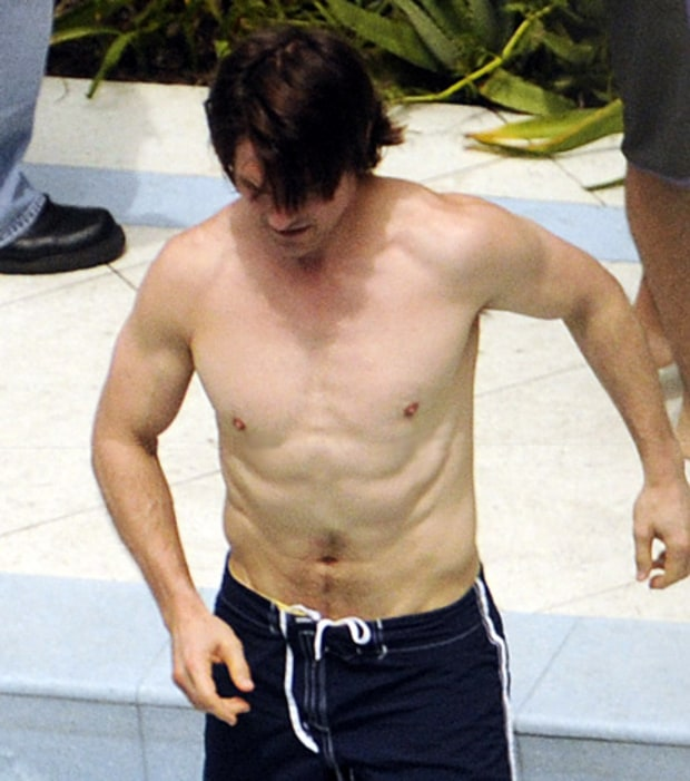 It's Tom Cruise! | Celeb Abs Quiz! | Us Weekly