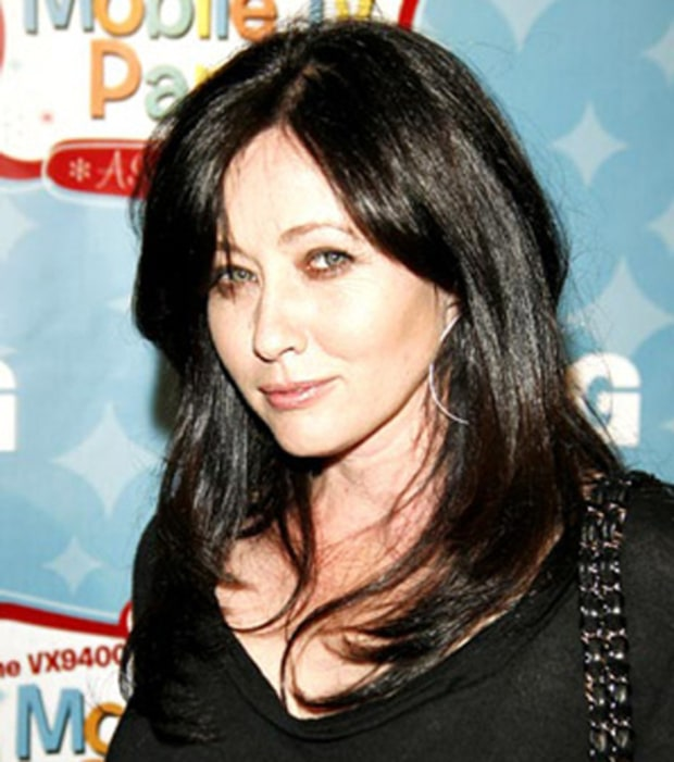 Shannen Doherty - Now