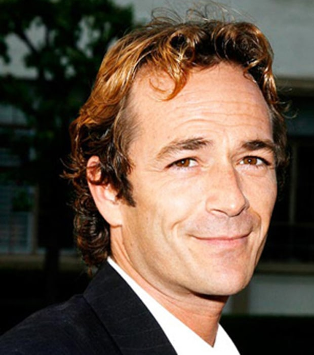 Luke Perry - Now