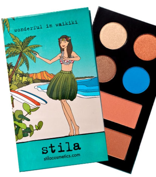 Stila Wonderful in Waikiki Collectible Beach Palette