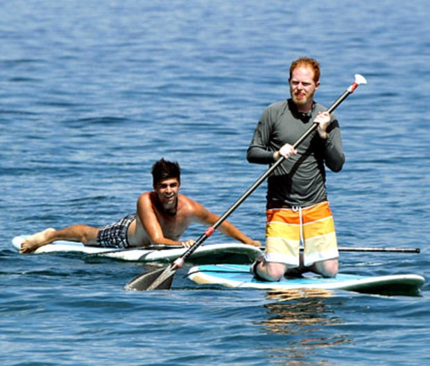 Paddle Boarding Pals!