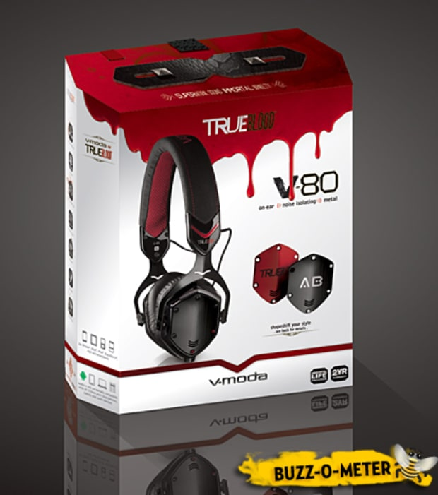 V-Moda True Blood Headphones