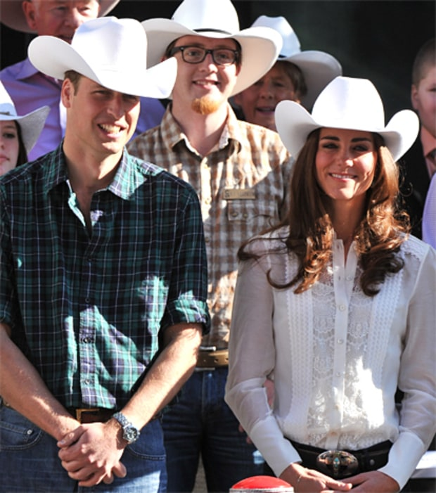 Will and Kate Conquer North America!
