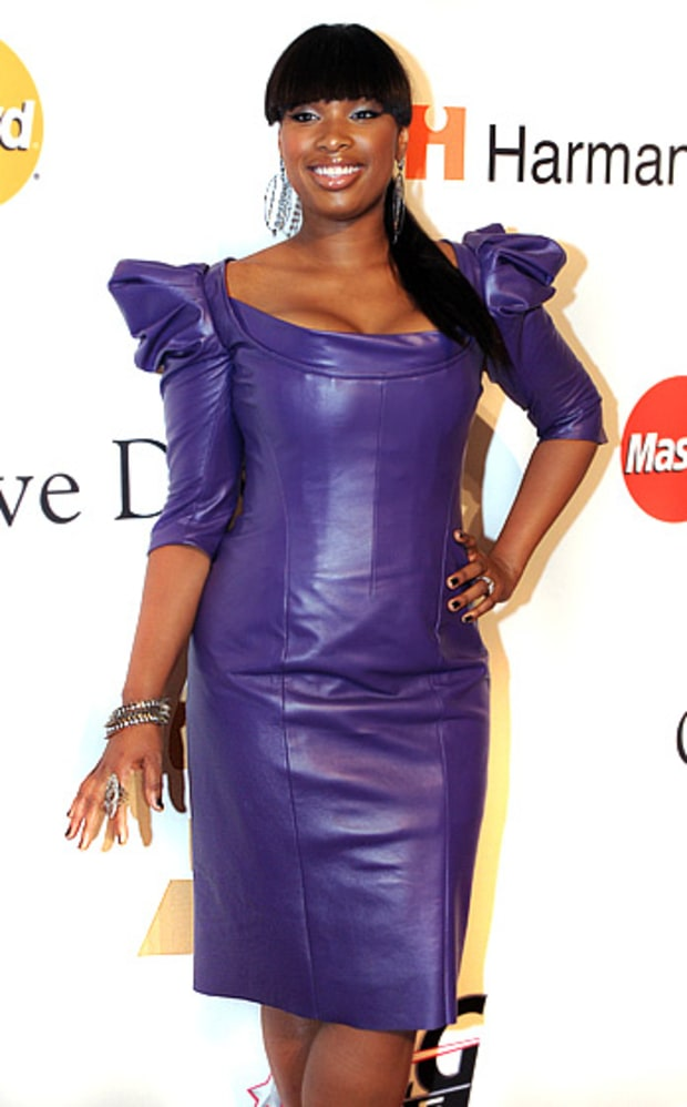 Curvaceous in Purple