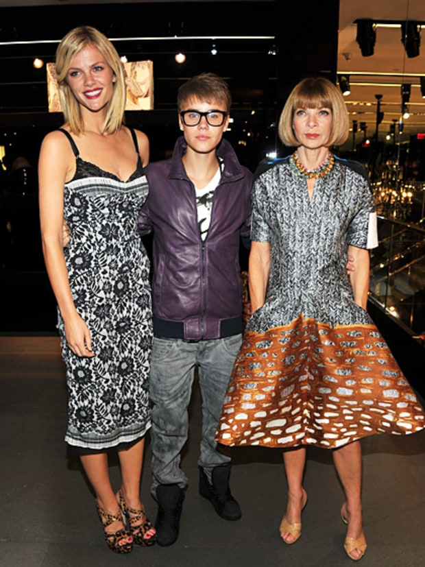 Brooke, Biebs and Anna