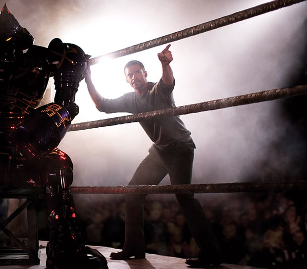 Real Steel (October 7)