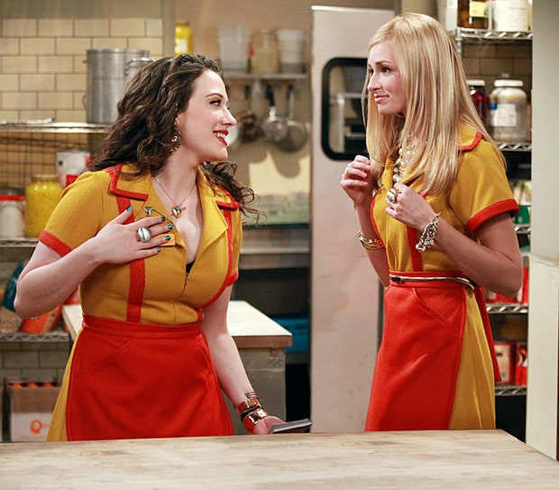 2 Broke Girls (Sept. 19, CBS)