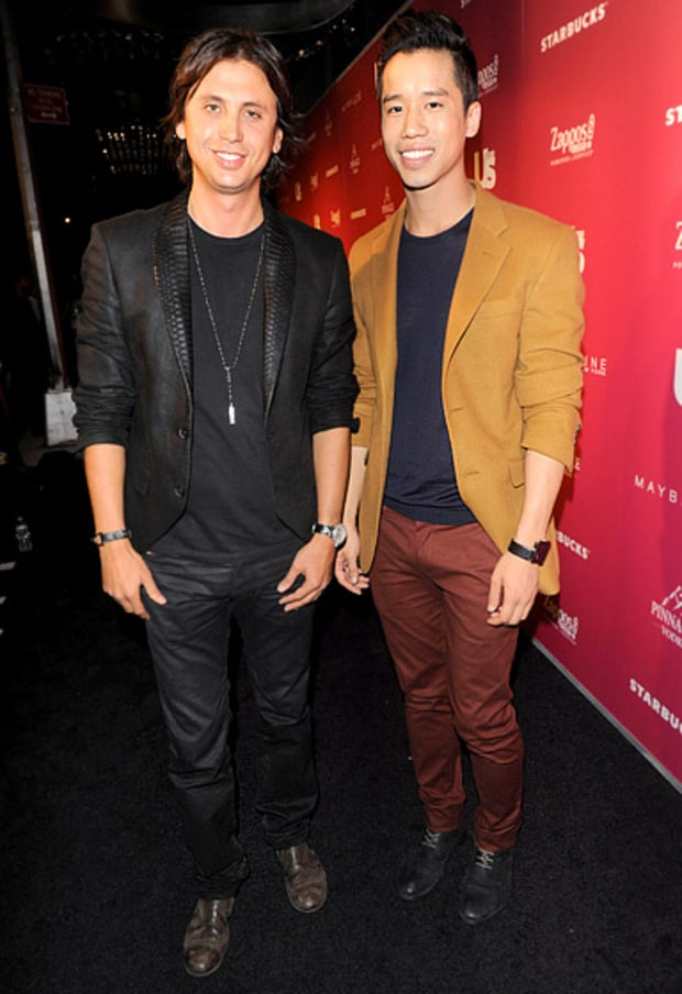 Jonathan Cheban and Jared Eng