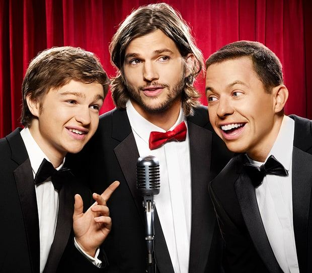 Two and a Half Men (Sept. 19, CBS)