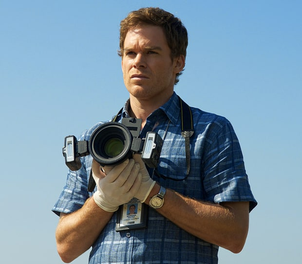 Dexter (Oct. 2, Showtime)