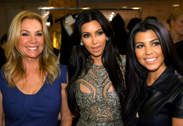 Kathie Lee and the Kardashians