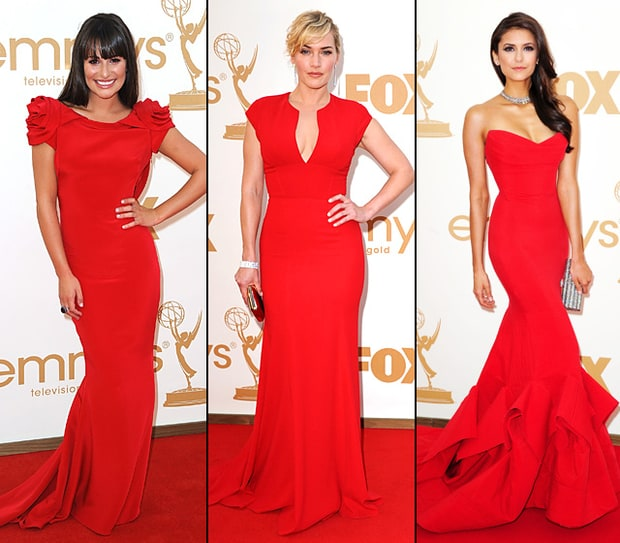 Red Hot Gowns
