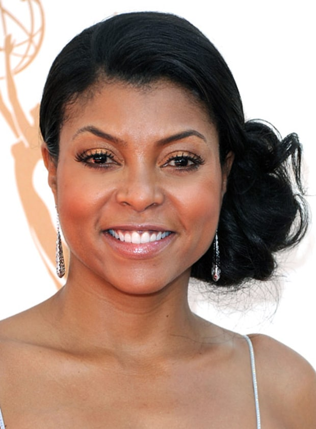 Taraji P.Henson's Gold Shadow