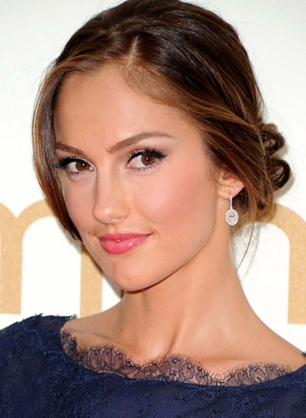 Minka Kelly's Luminous Glow