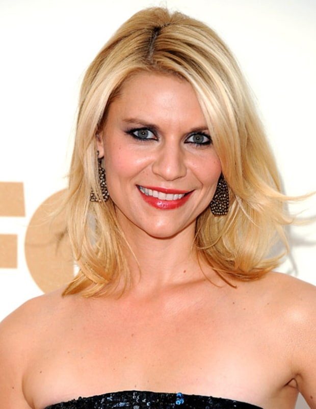 Claire Danes' Dramatic Liner