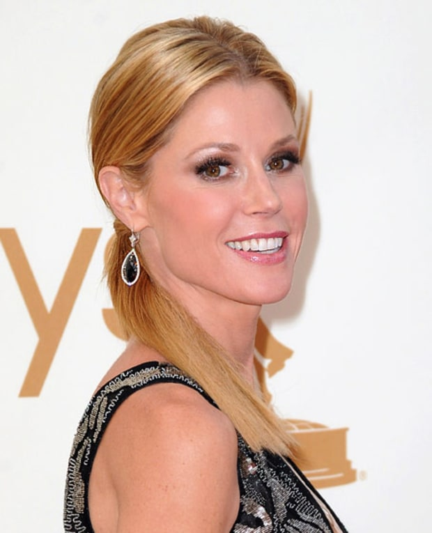 Julie Bowen's Sleek Side Pony