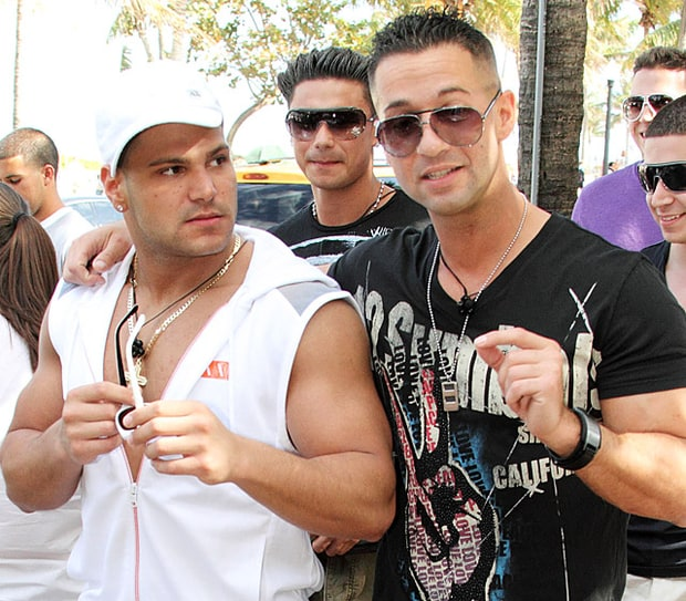 Ronnie Ortiz-Magro vs. Mike