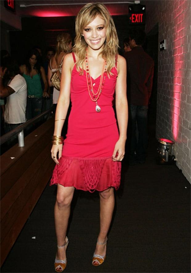 Skinny Minnie | Hilary Duff Through the Years | Us Weekly