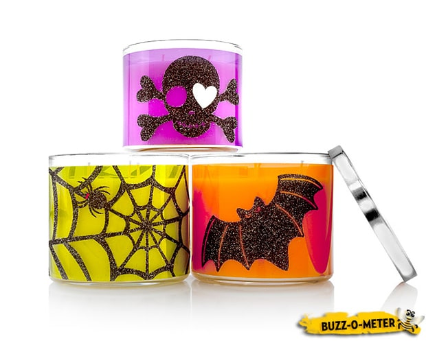 Slatkin & Co. Halloween Candles