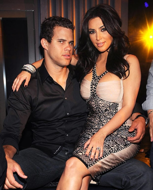 Kim Kardashian & Kris Humphries: 72 Days