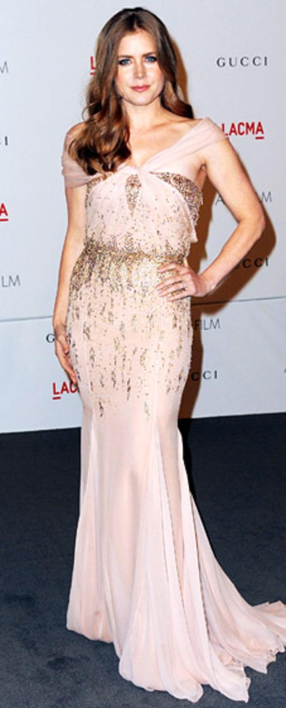 Amy Adams - 2014 LACMA Art + Film Gala in Los Angeles
