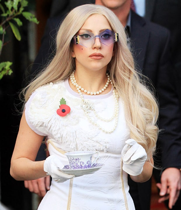 Tea Time with Gaga