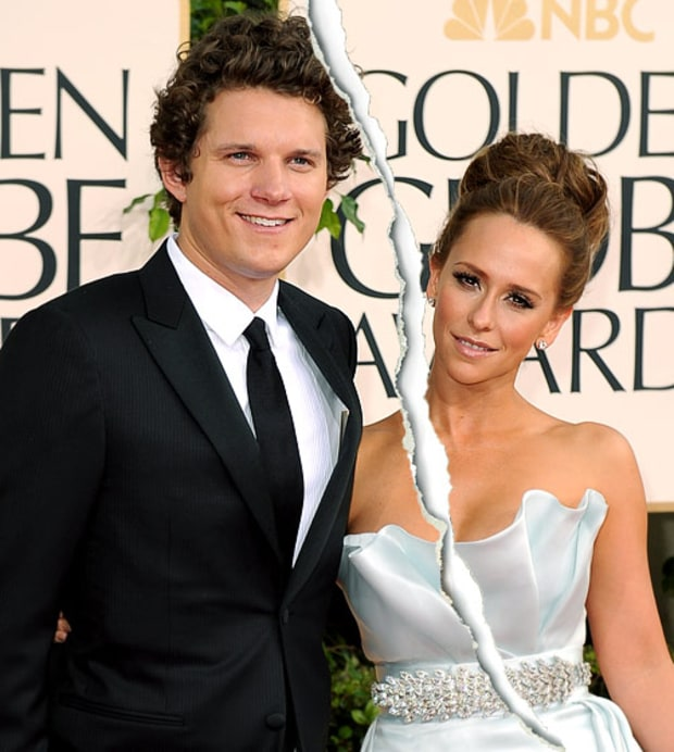 Alex Beh and Jennifer Love Hewitt