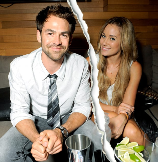 Kyle Howard and Lauren Conrad