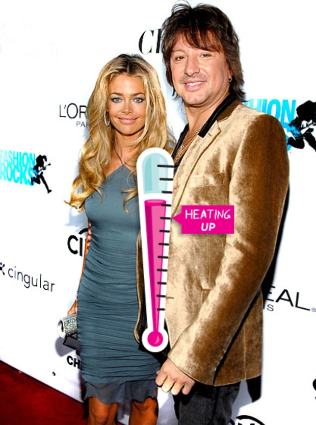 Denise Richards & Richie Sambora