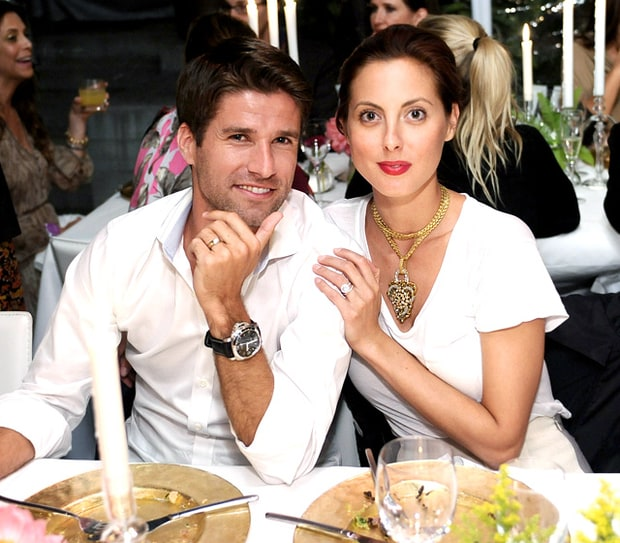 Kyle Martino and Eva Amurri