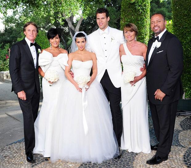 Kim And Kris Wedding: Kim Kardashian And Kris Humphries