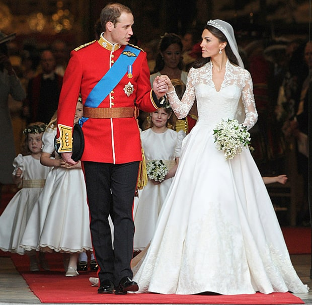 Celebrity Wedding Vows Examples: Prince William And Kate Middleton