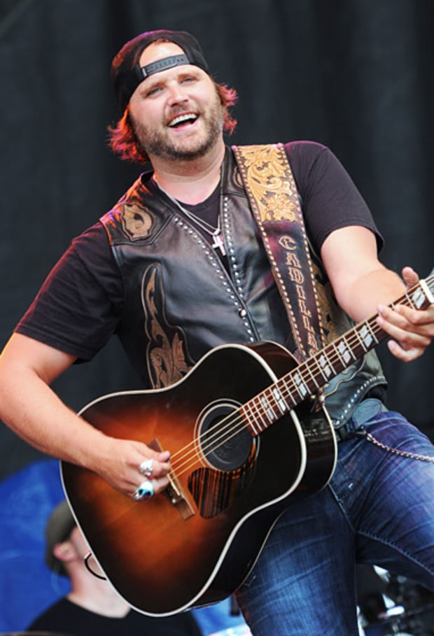 Randy Houser and Jessa Lee Yantz