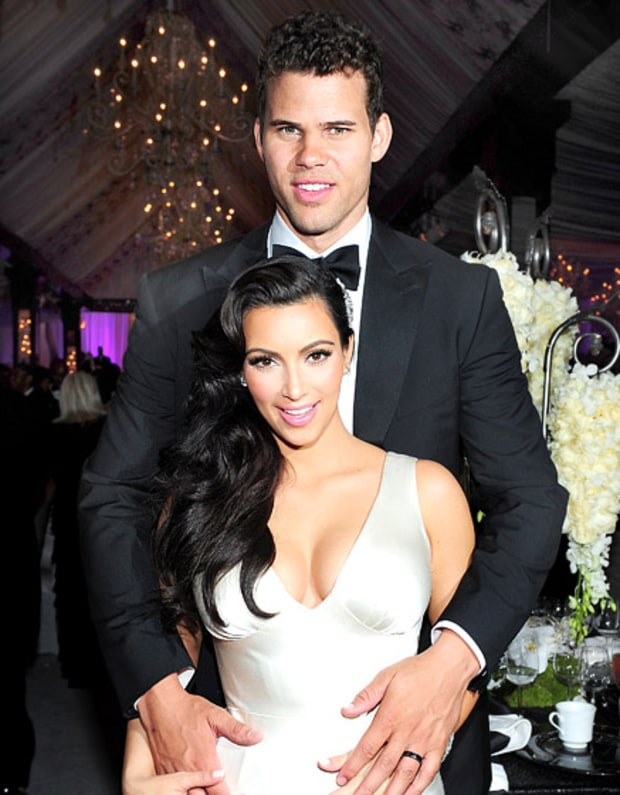 Kim Kardashian's Not-So-Fairytale TV Wedding