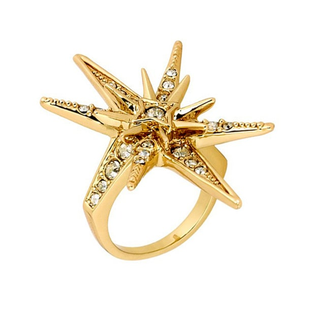 Belle Noel Star Ring