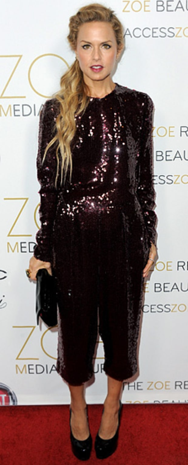 Rachel Zoe at the Zoe Media Group Launch Party