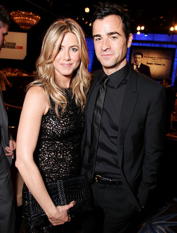 Jen Aniston Finds Love at Last