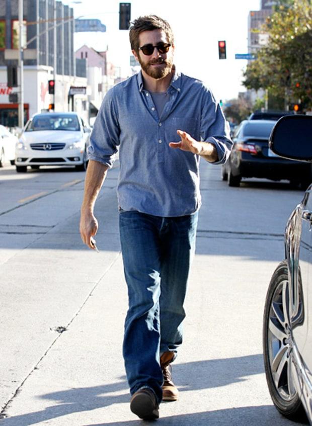 jake gyllenhaal scruff - photo #27