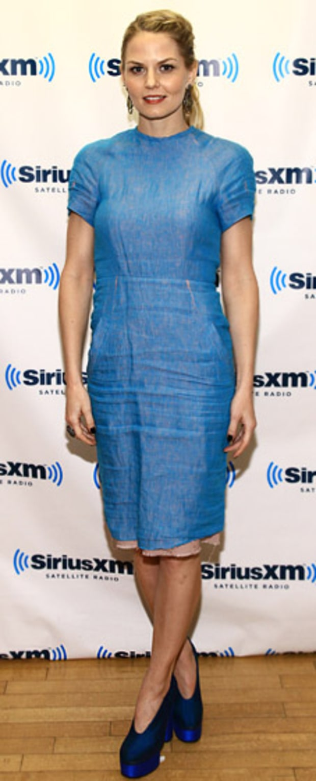 Jennifer Morrison at SiriusXM