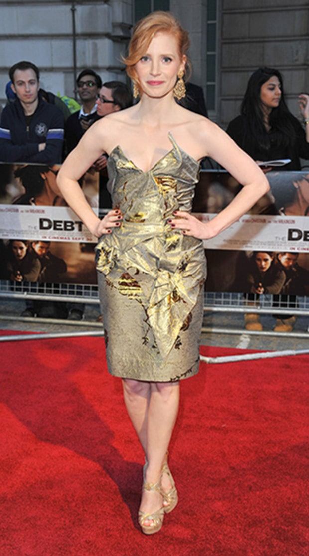The Debt UK Premiere