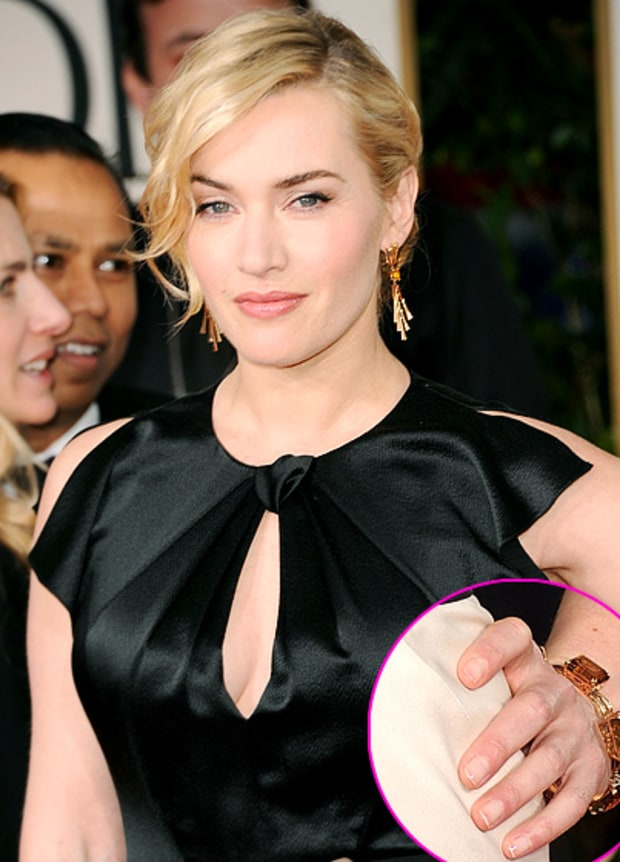 Golden Globes: Kate Winslet