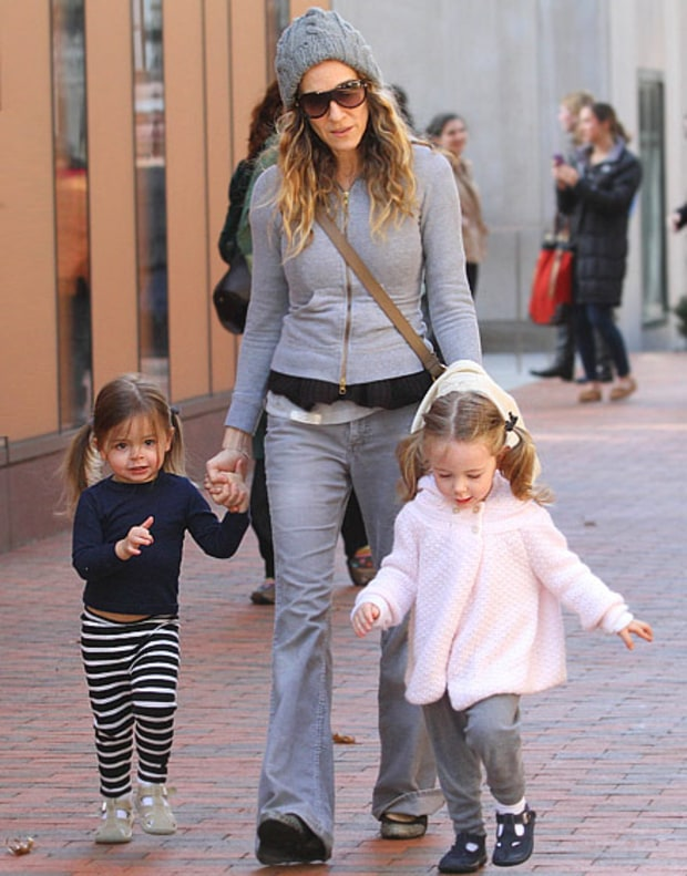 SJP's Big Girls!