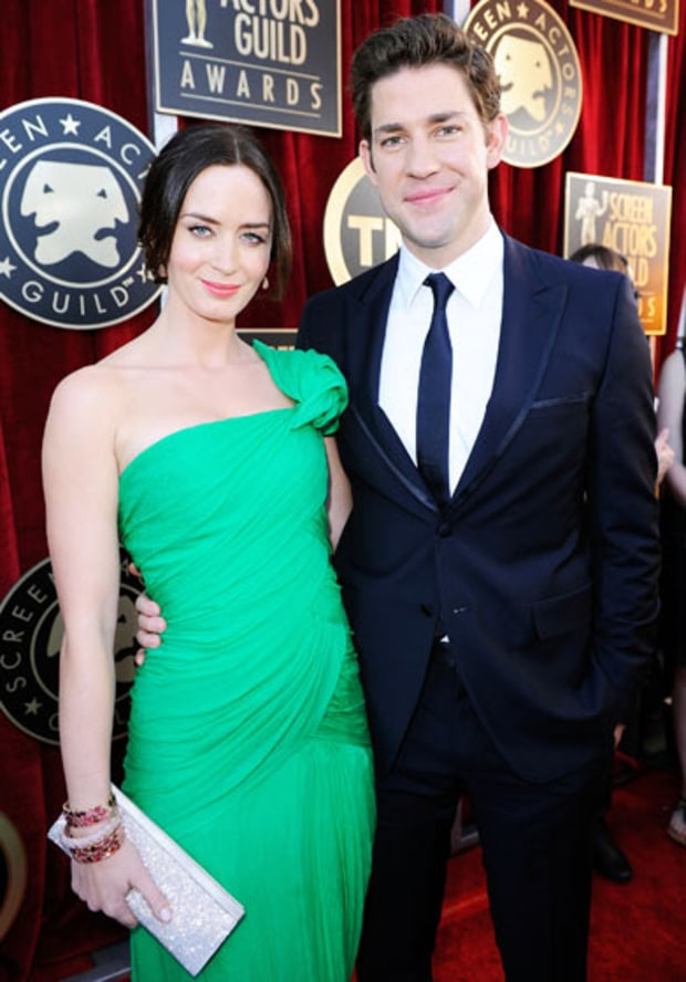 SAG Awards Sweethearts